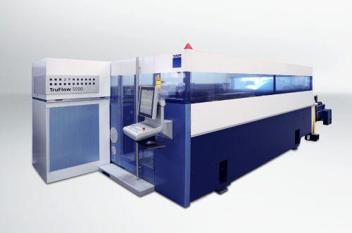 Abbildung Maschine Trulaser