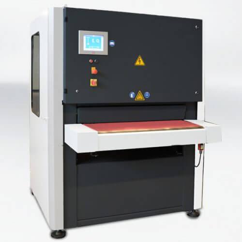 Lissmac Allround Maschine für die Blechbearbeitung