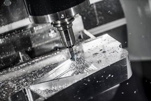 CNC Blechbearbeitungsmaschine